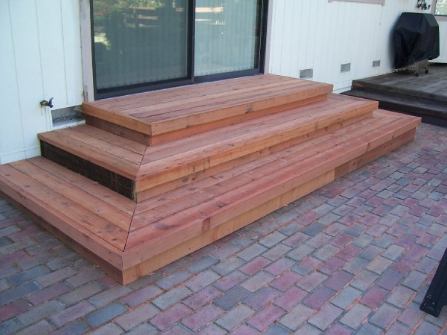 Deck Builder Santa Rosa Deck Design Patio Decks Build