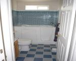 sonoma county bathroom remodel walk-in